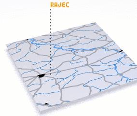3d view of Rajec