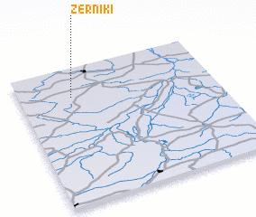 3d view of Żerniki