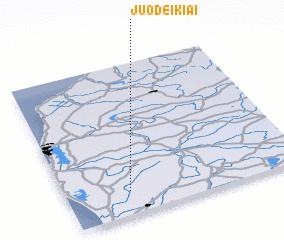 3d view of Juodeikiai