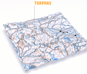 3d view of Terpnás