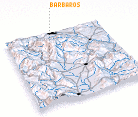 3d view of (( Barbaros ))