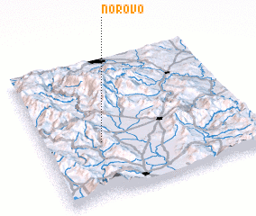 3d view of Norovo