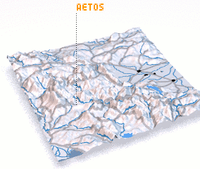 3d view of Aëtós