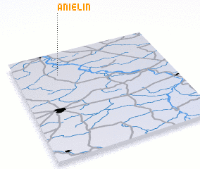 3d view of Anielin