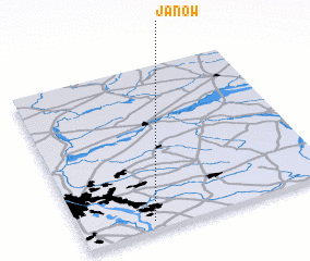 3d view of Janów