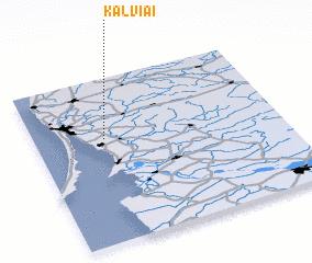 3d view of Kalviai