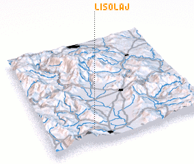 3d view of Lisolaj