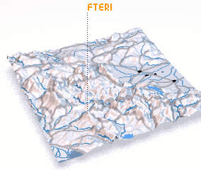 3d view of Ftéri