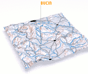 3d view of Bučin