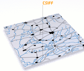 3d view of Csiff