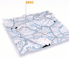 3d view of Brus