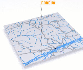 3d view of Bondua