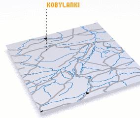 3d view of Kobylanki