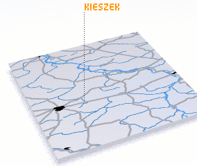 3d view of Kieszek