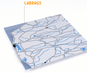 3d view of Labrags