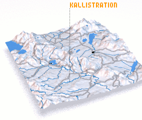3d view of Kallistrátion