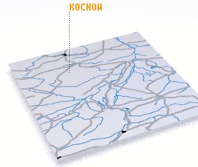 3d view of Kochów