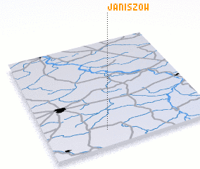 3d view of Janiszów