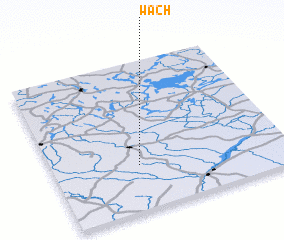 3d view of Wach