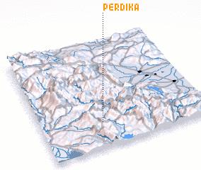 3d view of Pérdika
