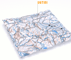 3d view of Vatirí