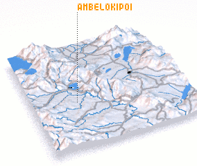 3d view of Ambelókipoi