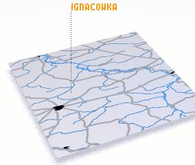 3d view of Ignacówka