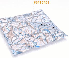 3d view of Fortopós