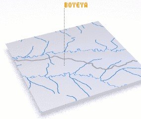 3d view of Boyeya