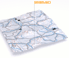 3d view of Drobnjaci