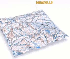 3d view of (( Dhiásello ))