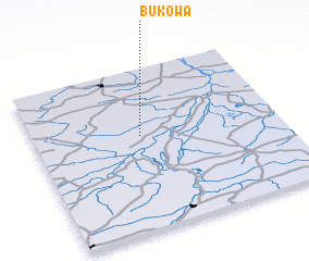 3d view of Bukowa