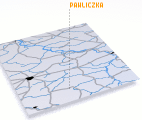 3d view of Pawliczka
