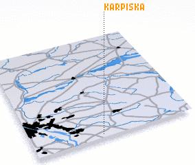 3d view of Karpiska