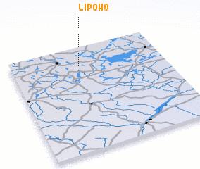3d view of Lipowo