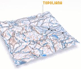 3d view of Topóliana
