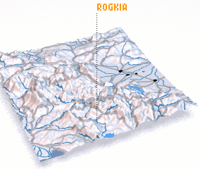 3d view of Rógkia
