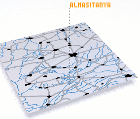 3d view of Almásitanya