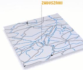 3d view of Zaduszniki