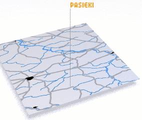 3d view of Pasieki
