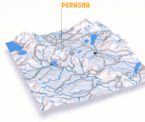 3d view of Pérasma