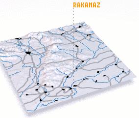 3d view of Rakamaz