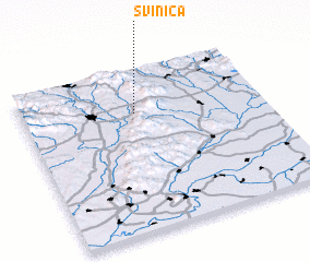 3d view of Svinica