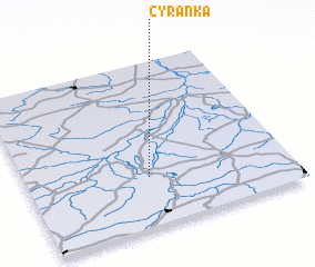 3d view of Cyranka