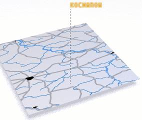 3d view of Kochanów