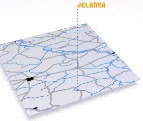 3d view of Jelanka