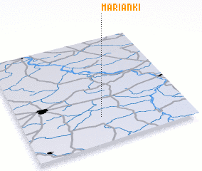 3d view of Marianki