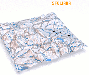 3d view of Sfolianá
