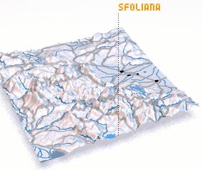 3d view of Sfolianá