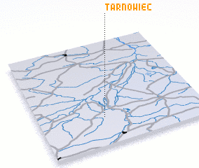 3d view of Tarnowiec